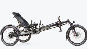hase bikes kettwiesel evo recumbent delta trike