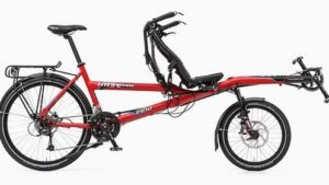 hase bikes pino allround tandem recumbent bike