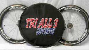 Tri All 3 sport wheel guard soft case