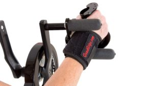 quadgrips for handcycle riders