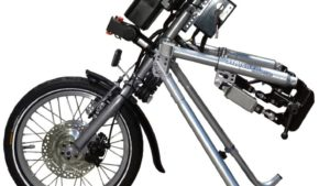 Stricker attachable handbikes
