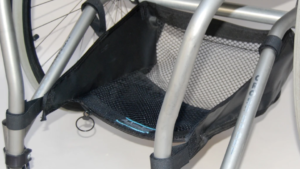 Advantage bags WH195-2 Wallaby Catch All wheelchair cargo net bag